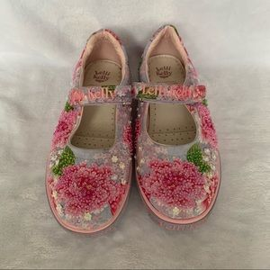 Lelli Kelly Mary Jane Multicolor Girl's Shoes